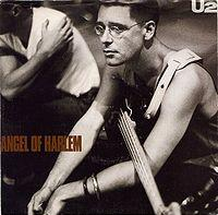 U2 - Angel of Harlem cover