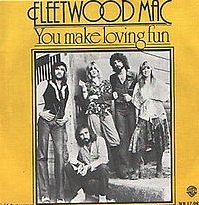 Fleetwood Mac - You Make Loving Fun cover