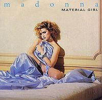 Madonna - Material Girl cover