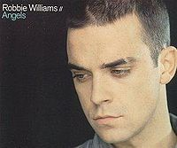 Robbie Williams - Angels cover