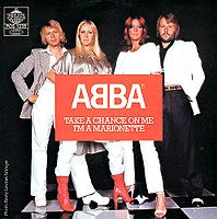 ABBA - Take A Chance On Me cover