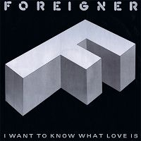Foreigner - I Want To Know What Love Is cover