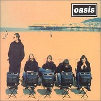 Oasis - Roll With It cover