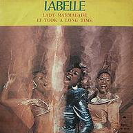 Labelle - Lady Marmalade cover