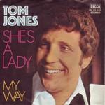 Tom Jones - She's A Lady cover