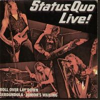 Status Quo - Roll Over Lay Down cover