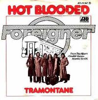 Foreigner - Hot Blooded cover