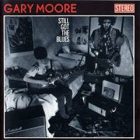 Gary Moore - Midnight Blues cover