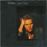 Sting - Fragile cover