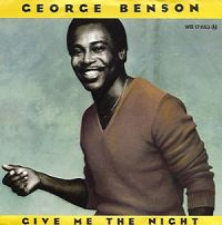 George Benson - Give Me The Night cover