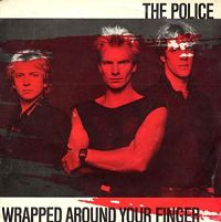 The Police - Wrapped Around Your Finger cover