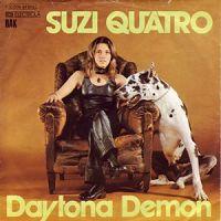 Suzi Quatro - Daytona Demon cover