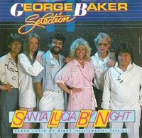 George Baker Selection - Santa Lucia By Night cover
