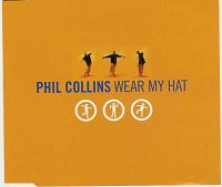 Phil Collins - Wear My Hat cover