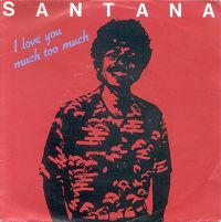 Santana - I Love You Much Too Much (instrumental) cover