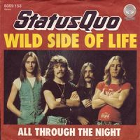 Status Quo - Wild Side of Life cover