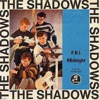 The Shadows - FBI (instrumental) cover