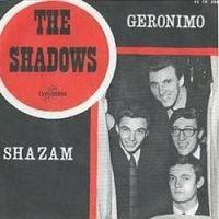 The Shadows - Geronimo (instrumental) cover