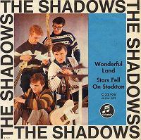 The Shadows - Wonderful Land (instrumental) cover