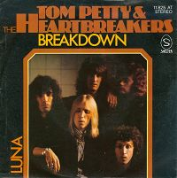 Tom Petty and the Heartbreakers - Breakdown cover