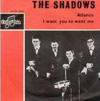 The Shadows - Atlantis (instrumental) cover