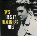 Elvis Presley - Heartbreak Hotel cover