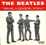 The Beatles - She Loves You cover