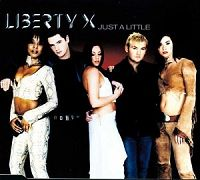 Liberty X - Just a Little cover