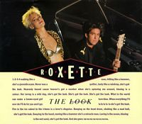 Roxette - The Look cover