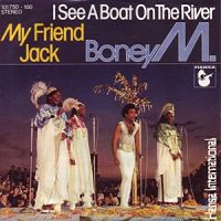 Boney M - I See a Boat on the River cover