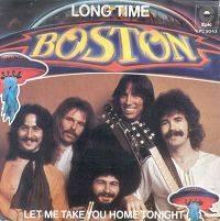 Boston - Let Me Take You Home Tonight cover