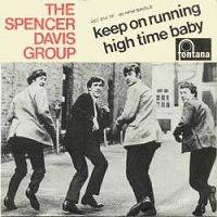 Spencer Davis Group - Keep On Running cover