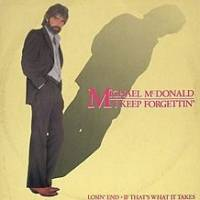 Michael McDonald - I Keep Forgettin' (Every Time You're Near) cover