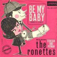 The Ronettes - Be My Baby cover