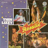 Thin Lizzy - Rosalie cover