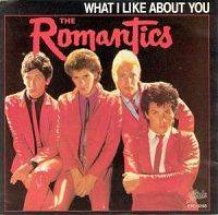 The Romantics - What I Like About You cover