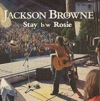 Jackson Browne - Stay cover