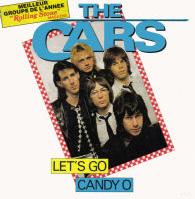 The Cars - Let's Go cover
