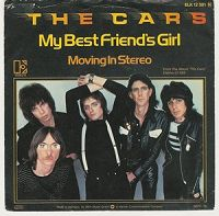 The Cars - My Best Friend's Girl cover