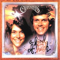The Carpenters - Can't Smile Without You cover