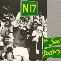 The Saw Doctors - N17 cover