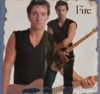 Bruce Springsteen & the E Street Band - Fire cover