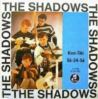 The Shadows - Kontiki (instrumental) cover