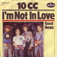 10cc - I'm Not In Love cover