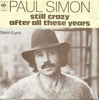 Paul Simon - Still Crazy After All These Years cover