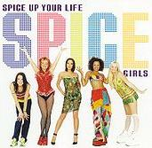 Spice Girls - Spice Up Your Life cover