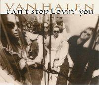 Van Halen - Can't Stop Lovin' You cover