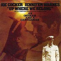 Joe Cocker & Jennifer Warnes - Up Where We Belong cover