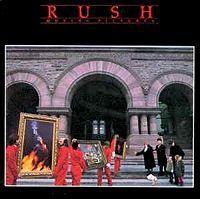 Rush - Limelight cover