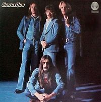 Status Quo - Rolling Home '76 cover